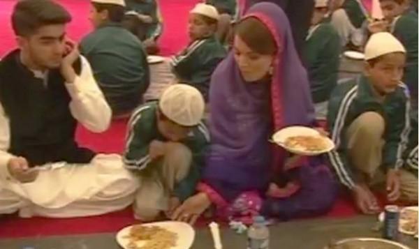reham khan wedding