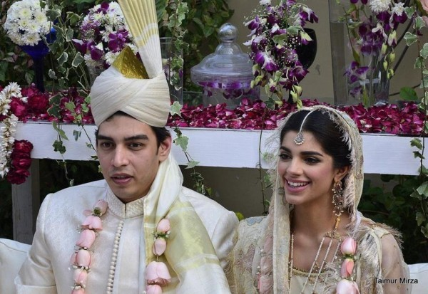 Sanam Saeed Wedding Pictures