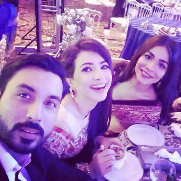 sohail haider and dua malik post wedding pics