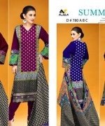 Ajwa Textile Chiffon Collection 2015 Volume 1 For Women 004