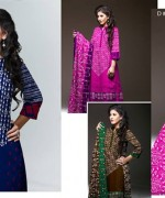 Ajwa Textile Chiffon Collection 2015 Volume 1 For Women 008