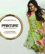 Asifa and Nabeel Summer Dresses 2015 For Girls 2