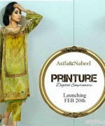 Asifa and Nabeel Summer Dresses 2015 For Girls 6