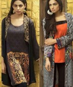 Asifa and Nabeel Summer Dresses 2015 For Girls 7
