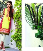 Asim Jofa Tunic Collection 2015 For Girls 5