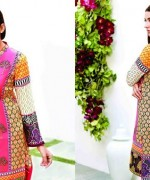 Asim Jofa Tunic Collection 2015 For Girls 7