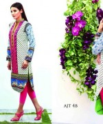 Asim Jofa Tunic Collection 2015 For Girls 9