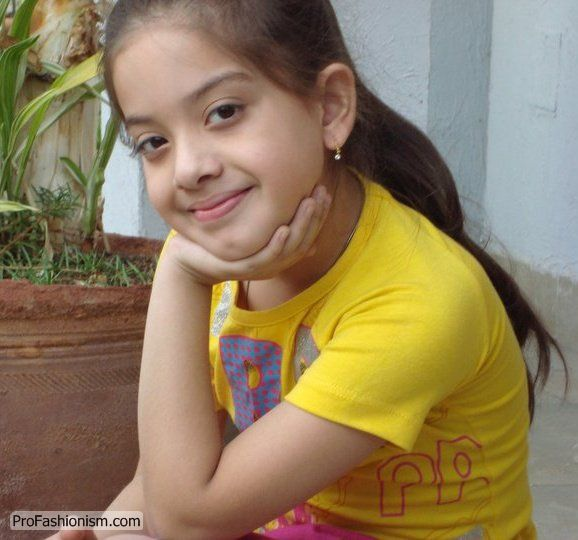 Child Pakistani Celebrities