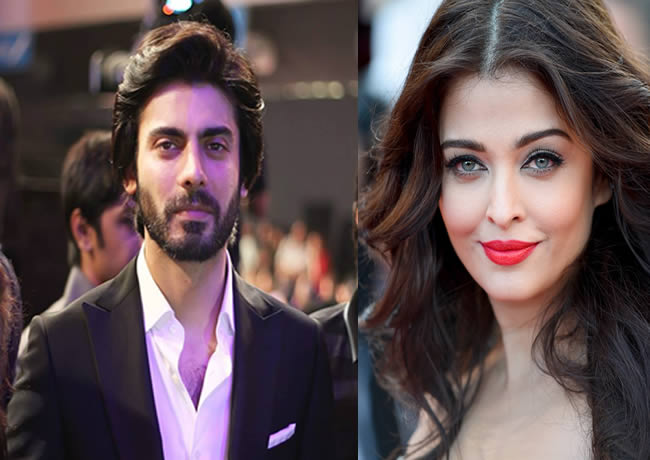 Fawad Khan To Work Opposite Aishwarya Rai