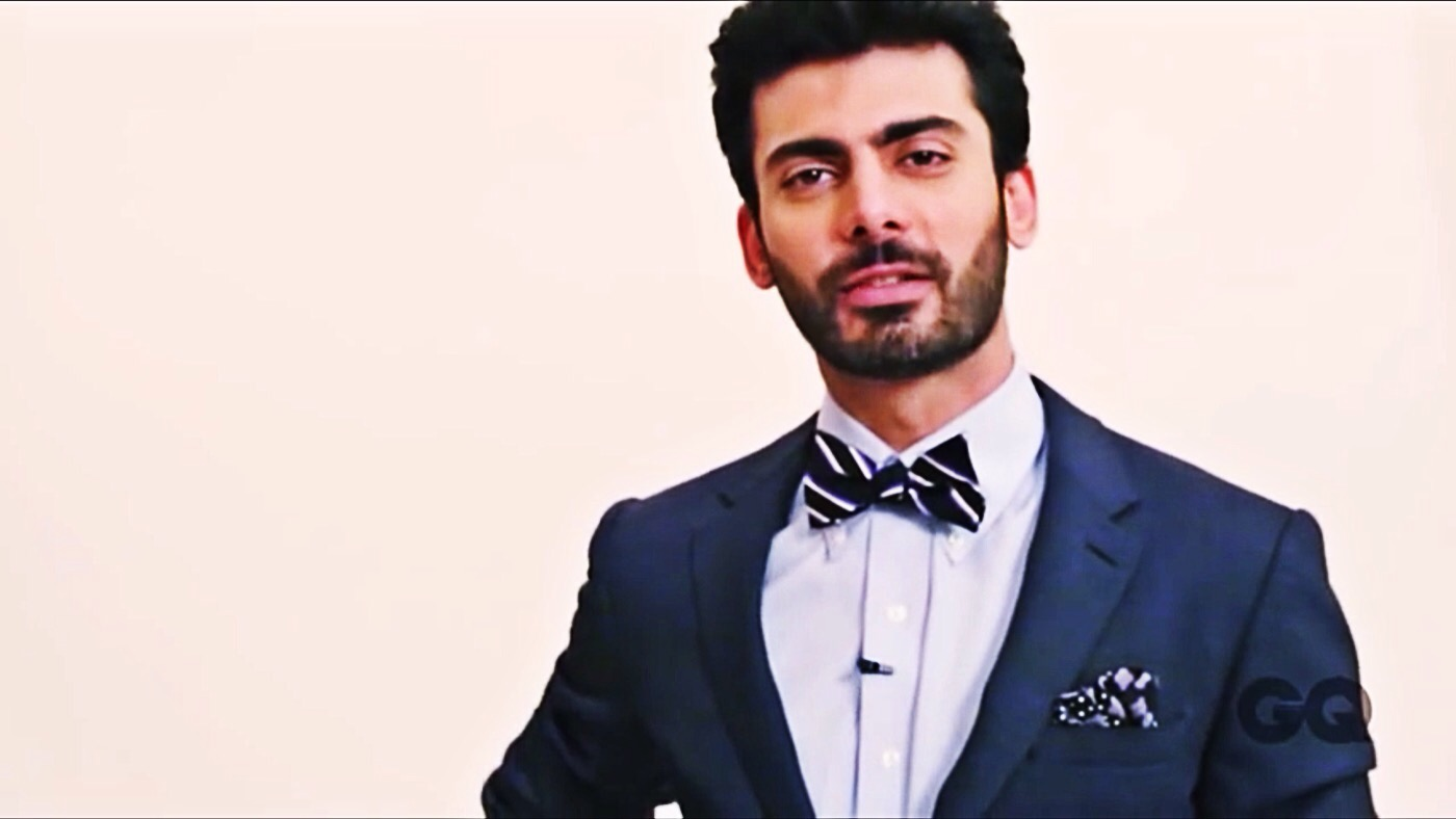 Fawad Khan Ignoring Criticism Nowadays