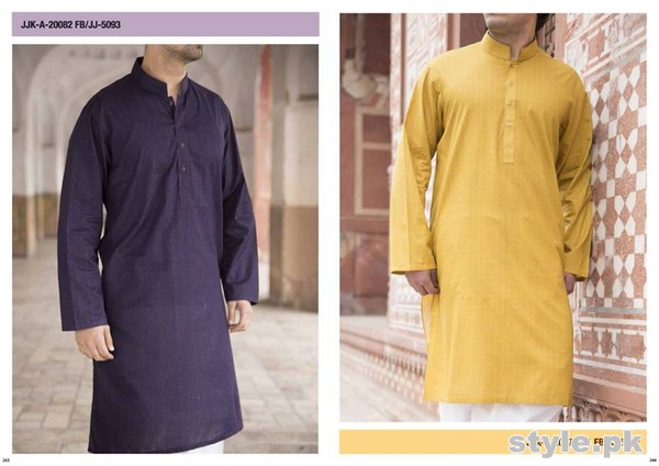 Junaid Jamshed Menswear Dresses 2015 For Summer 8