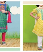 Junaid Jamshed Summer Collection 2015 For Kids 16