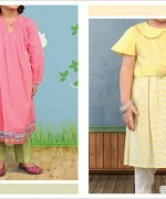 Junaid Jamshed Summer Collection 2015 For Kids 4
