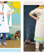 Junaid Jamshed Summer Collection 2015 For Kids 8