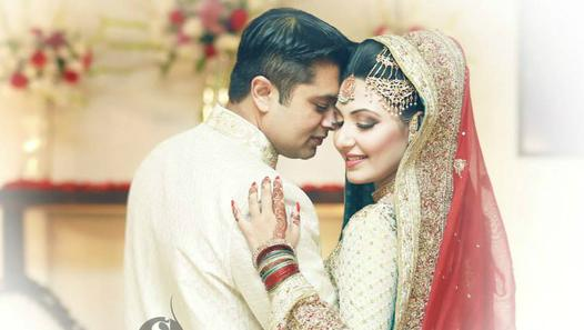 Maheen Rizvi wedding