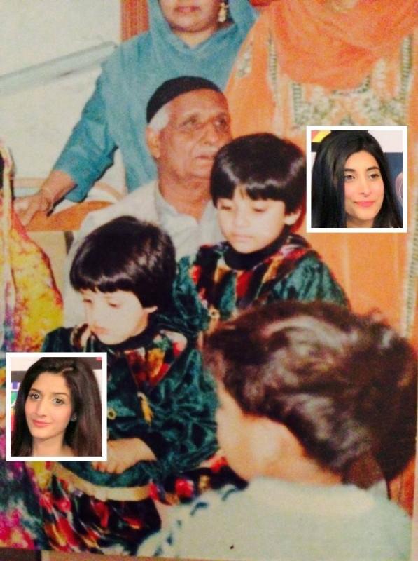 Mawra and urwa hussain