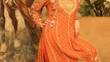 Nargiz Hafeez Formal Dresses 2015 For Women 4