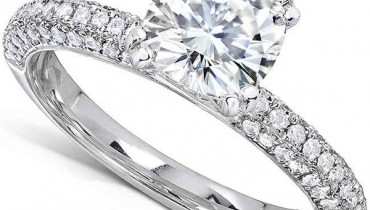 New Designs Of Cushion Cut Engagement Rings 002