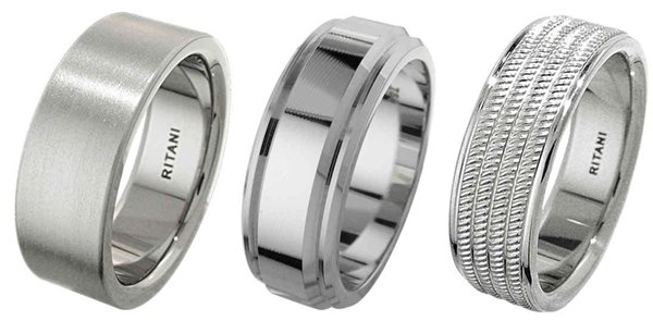 New Designs Of Mens Wedding Bands