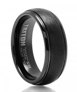 Tungstun Wedding Bands 70 Fresh Just stop wasting time