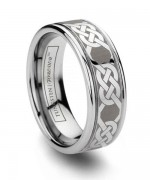 Silver Wedding Band For Men 78 Simple Advertisement