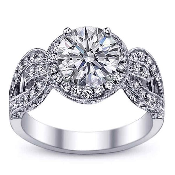 Designs Vintage Engagement Rings