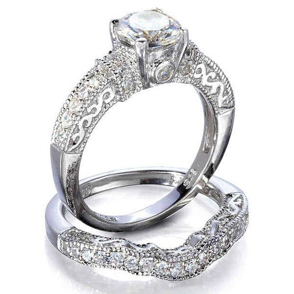 New Designs Of Vintage Engagement Rings