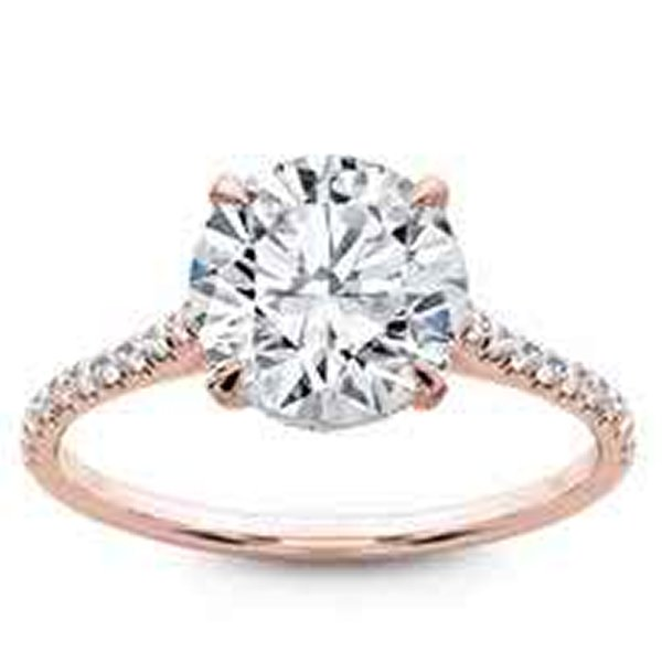 Rose Gold Wedding Band Women 33 Lovely If you want to