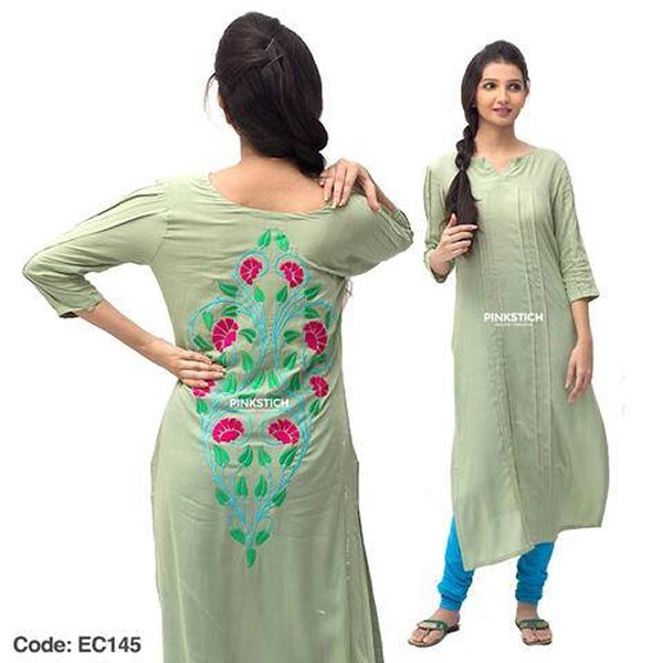 Pinkstich Winter Dresses 2015 For Women