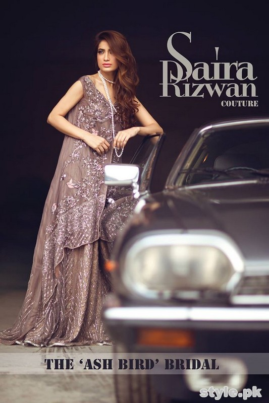 Saira Rizwan Bridal Dresses 2015 For Women 1