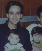 <b>Sami Khan</b> childhood - Sami-Khan-childhoos-150x180