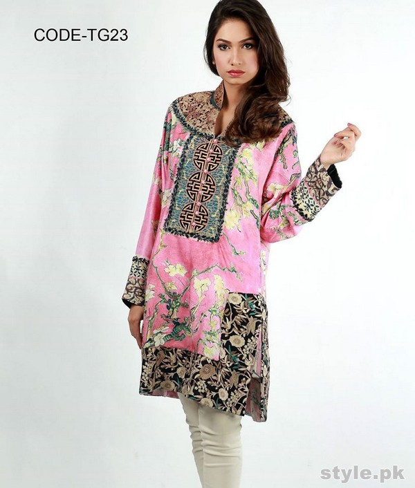 Shamaeel Ansari Spring Collection 2015 For Girls 10