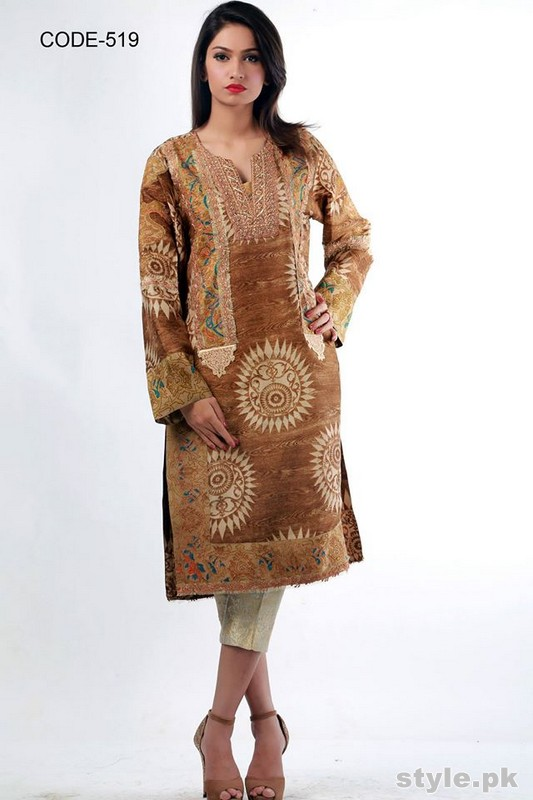 Shamaeel Ansari Spring Collection 2015 For Girls 9