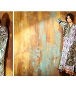 Shariq Textiles Subhata Kurti Collection 2015 For Women