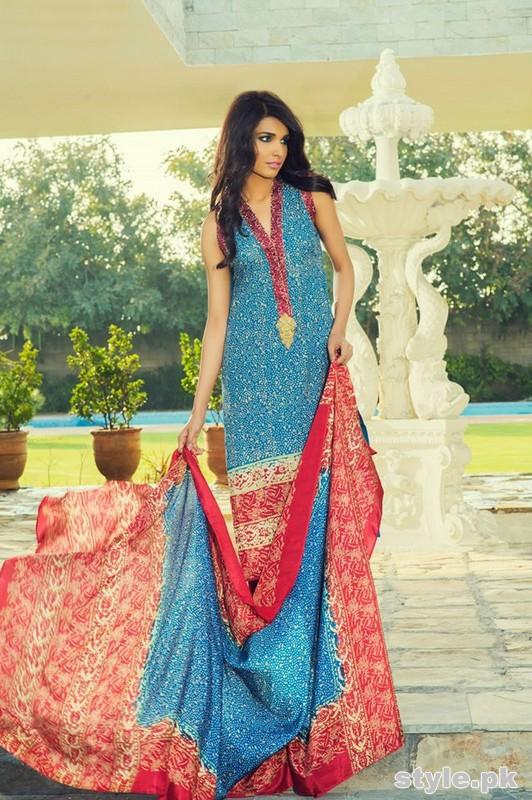 Shirin Hassan Lawn Dresses 2015 For Summer 1
