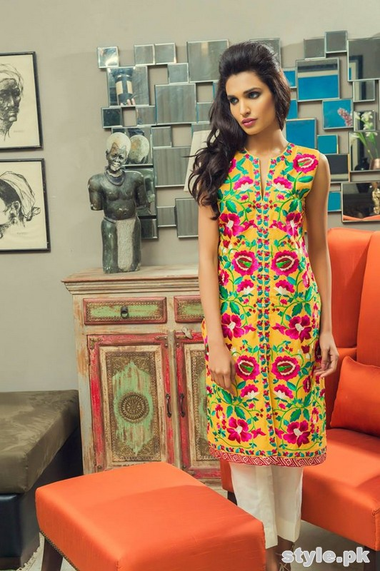 Shirin Hassan Lawn Dresses 2015 For Summer 5