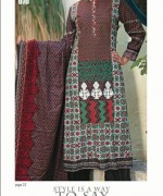 VS Textile Mills Lawn Collection 2015 Volume 1 For Women 002