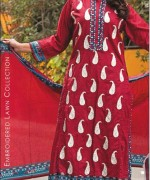 VS Textile Mills Lawn Collection 2015 Volume 1 For Women 007