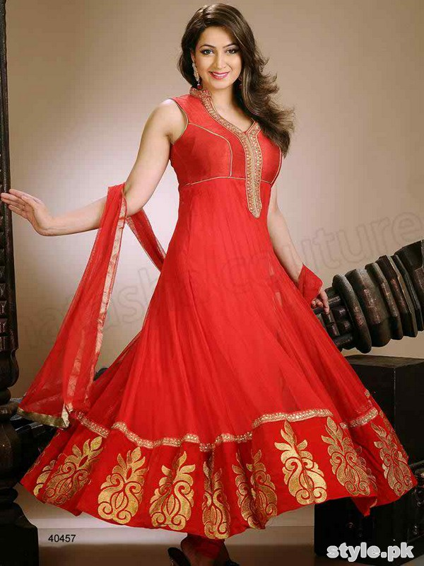 Valentine's Day Dress Ideas 2015 For Girls 10