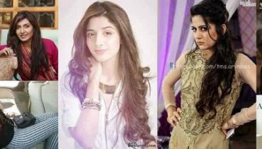 Which Pakistani Actresses Have Long Hairs