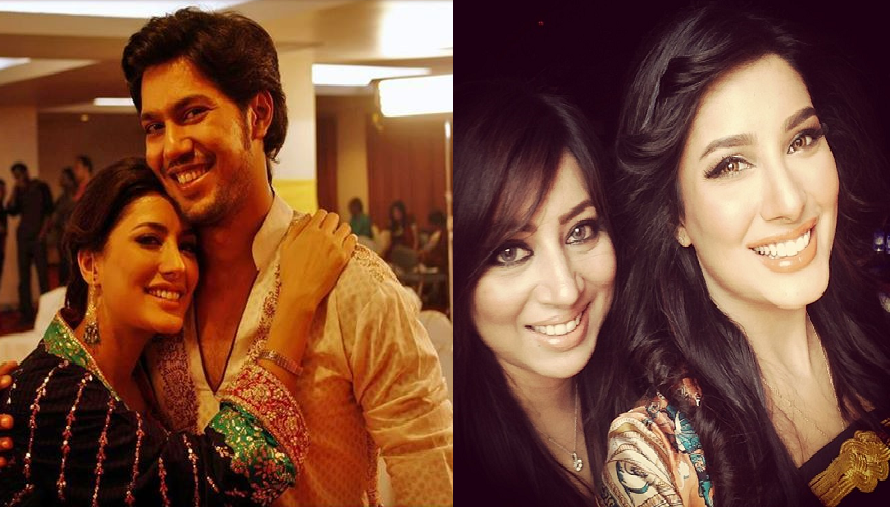 Famous Pakistani Celebrities And Their Family Members In The Showbiz
