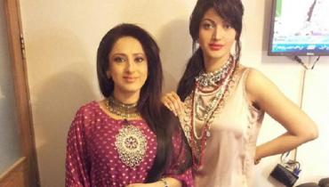 sana nawaz and farzana thaheem