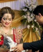 wedding of madiha shah