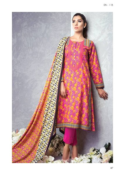 Bonanza Garments Lawn Collection 2015 For Women 0015