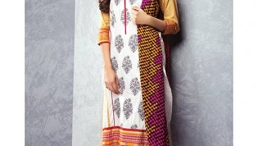 Bonanza Garments Lawn Collection 2015 For Women 005