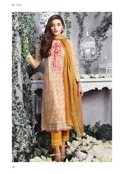 Bonanza Garments Lawn Collection 2015 For Women 006