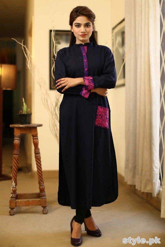 Damak Spring Dresses 2015 For Girls 2