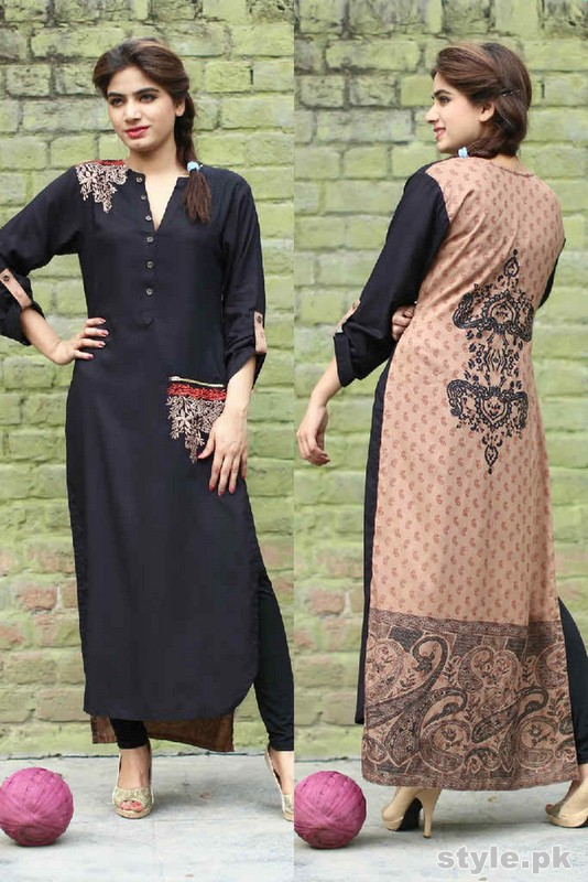 Damak Spring Dresses 2015 For Girls 9