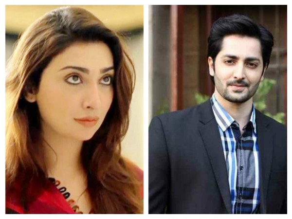 Danish Taimoor And Ayesha Khan Back On Screen After Long Time