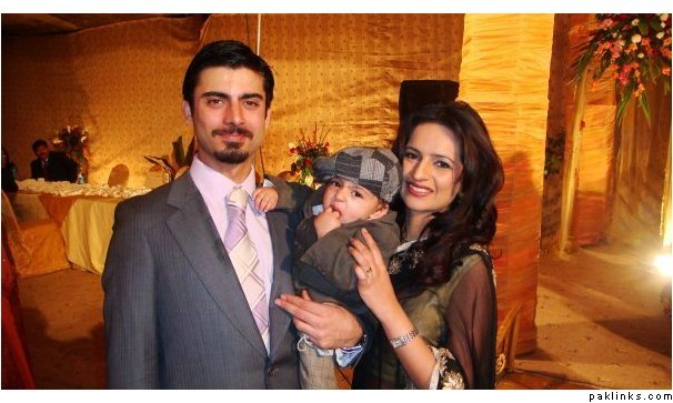 Fawad Khan Loves His Son